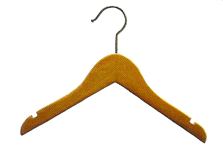Dress Wood Hanger -500